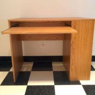 Wooden Desk For Cheap!