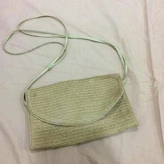 Hand Crafted Sling Bag