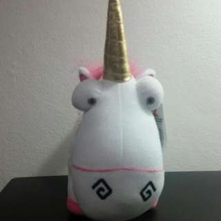 Despicable Me 2 Unicorn Toy