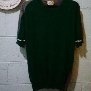 Authentic HERMES Blue Note T-Shirt Size XL