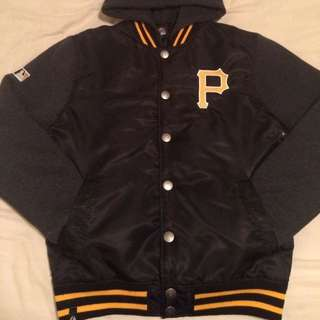 Pittsburgh Pirates Varsity Jacket