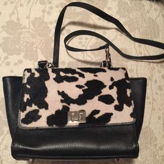Leather Cowhide Italian Leather Bag