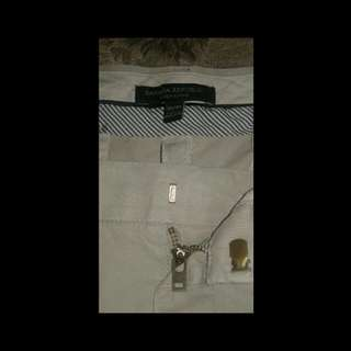 Authentic BANANA REPUBLIC Aiden Slim Trouser Size 36/30
