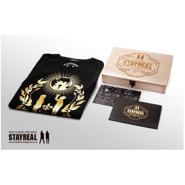 [全新 現貨]Stayreal-- Kid's Key T-shirt 2014 童夢T 2M