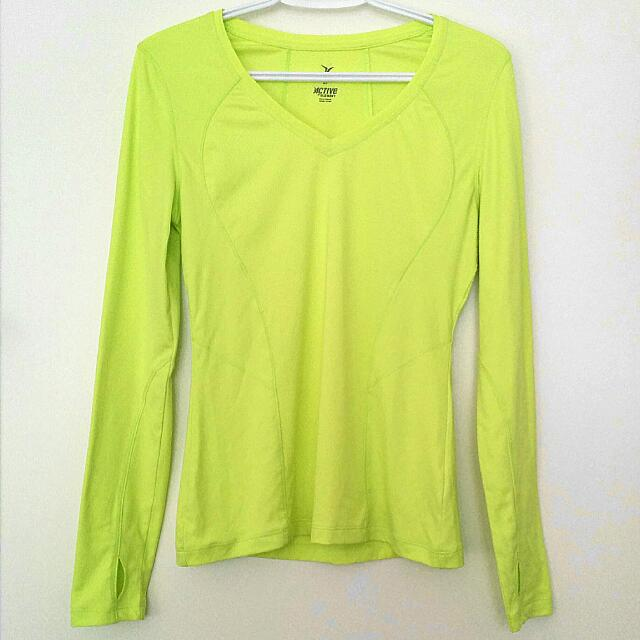 Active By Old Navy Workout Shirt