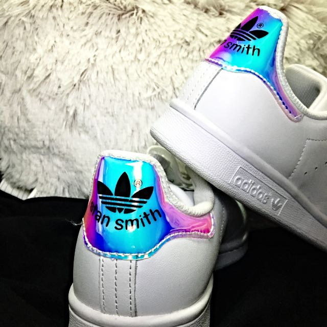 best service cded0 ff84b *NSATM* Adidas Stan Smith Iridescent
