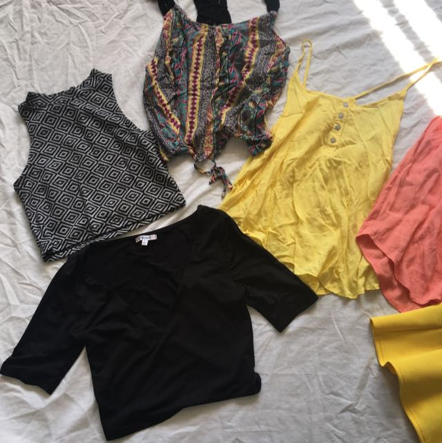 Assorted Tops - MAKE OFFERS