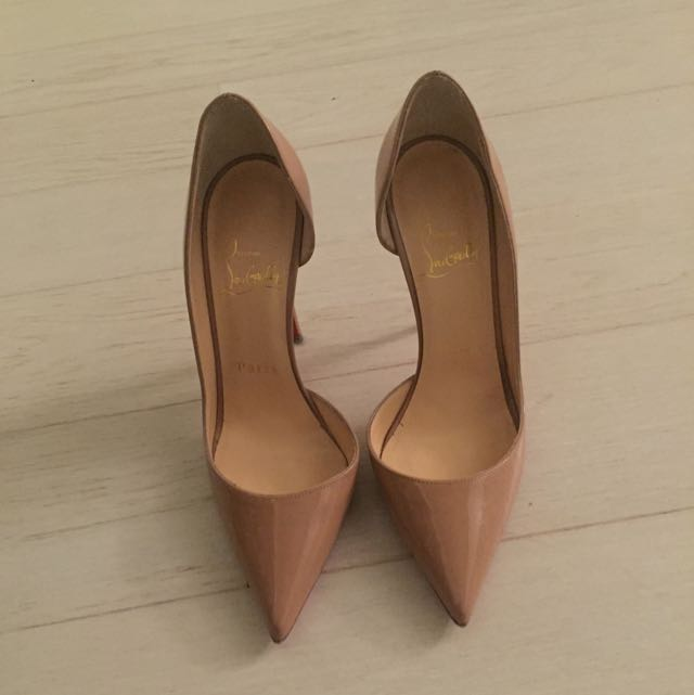 Authentic Christian louboutin Heels