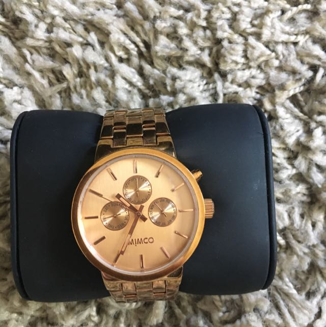 Authentic Mimco Sportivo Timepeace