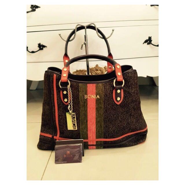 Bonia Handbag (Authentic)