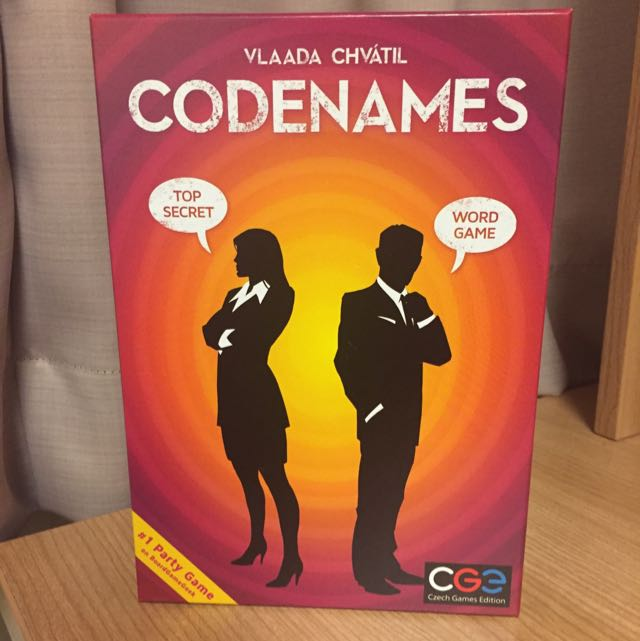 *reserved* Codenames