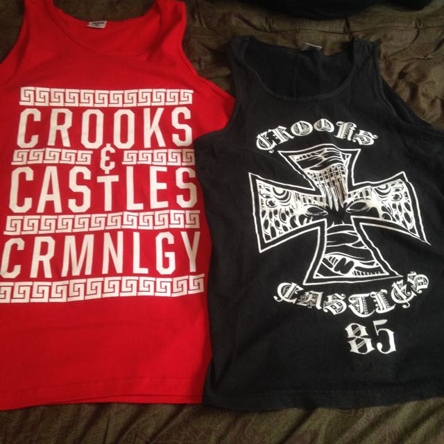Crooks And Castles clothes