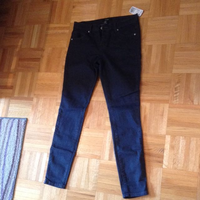 Dark Grey Jeans F21