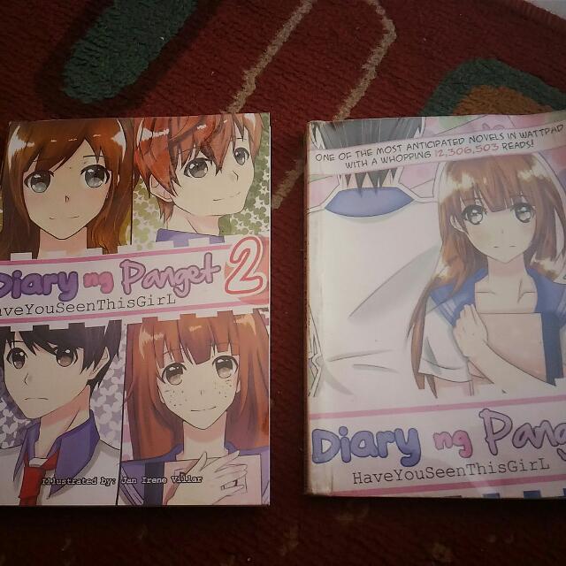 Diary Ng Panget 1&2