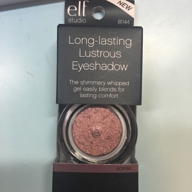 Elf Long Lasting Lustrous Eyeshadow 眼影膏