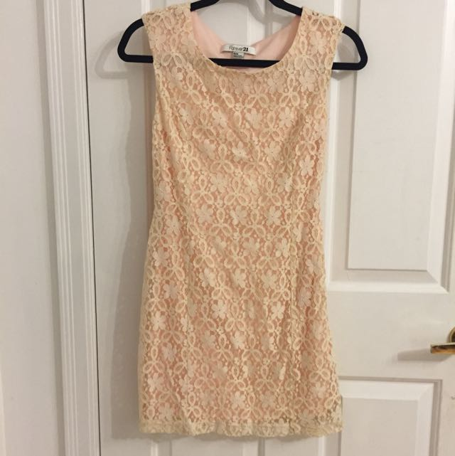 F21 Medium Sleeveless Dress
