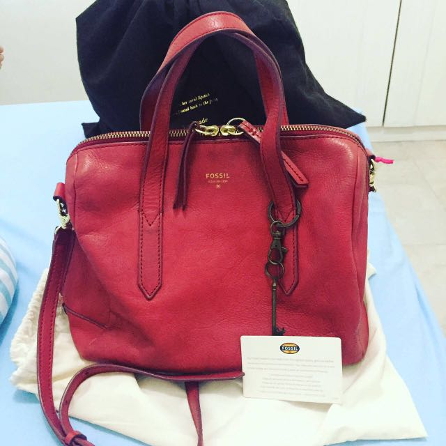 Fossil Bag Authentic Preloved 1,5jt