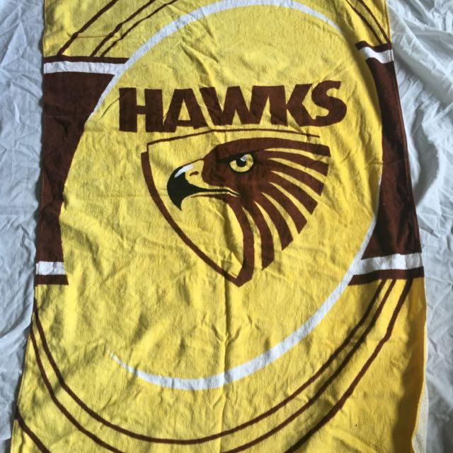 Hawthorn Beach Towel