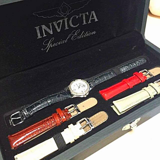 Invicta Interchangeable Bracelet Watch