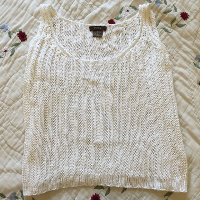J Crew Knitted Top