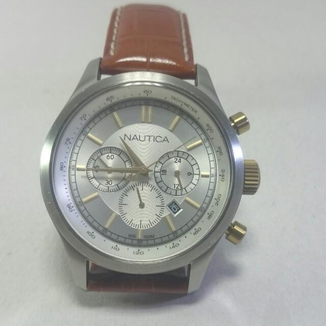 Jam Tangan Nautica A18653G