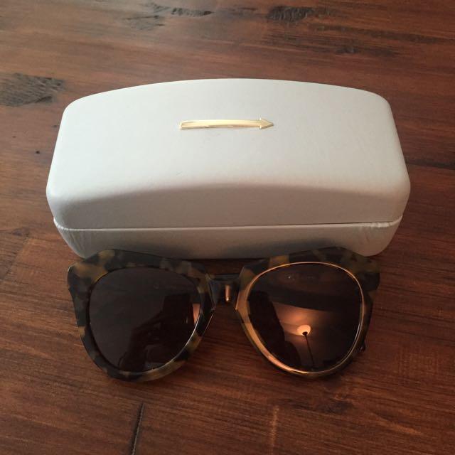Karen Walker Number 1 Sunglasses