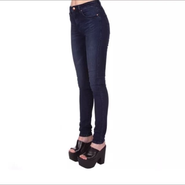 Lee Jeans, Size 8, Brand New