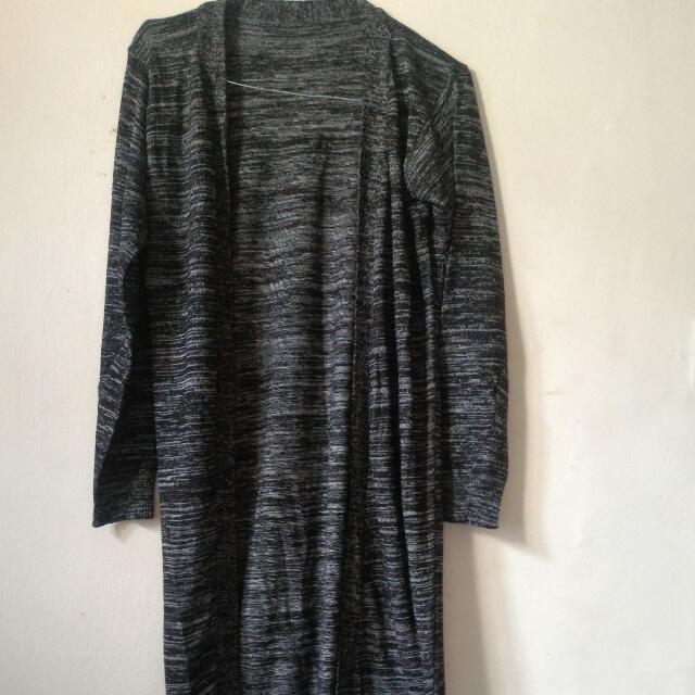 Long Cardi Sweater
