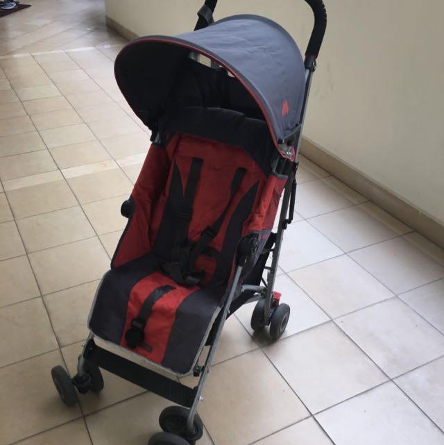 MACLAREN QUEST BABY STROLLER