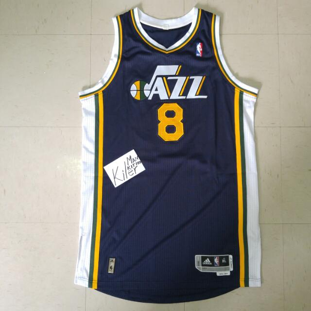 meet 9cf21 041ac 球衣adidas NBA Utah Jazz Deron Williams Authentic jersey