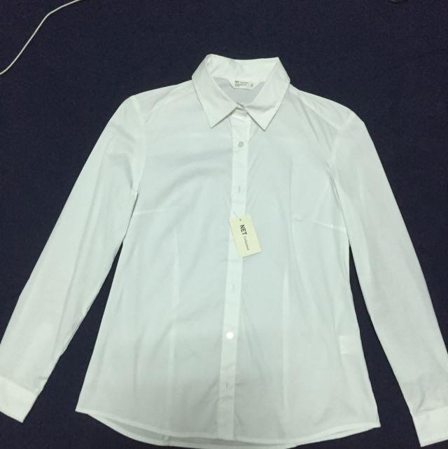 NET女襯衫