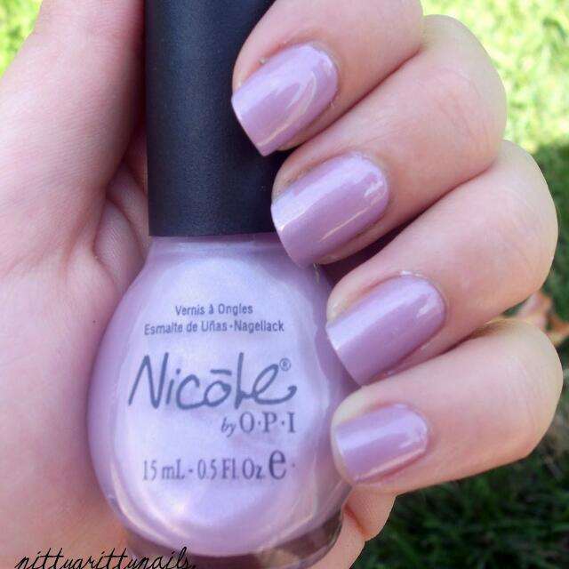 Nicole By OPI Nail Lacquer, Play Fair, Preloved Health & Beauty ...