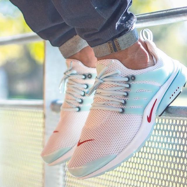 Nike Air Presto QS  size : M  9.9成新免運