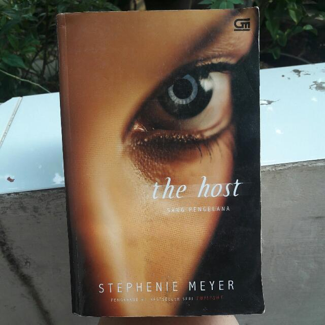 Novel The HOST [Stephenie Meyer]