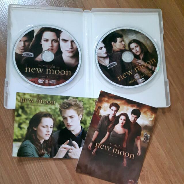 [Original] DVD The Twilight Saga: New Moon
