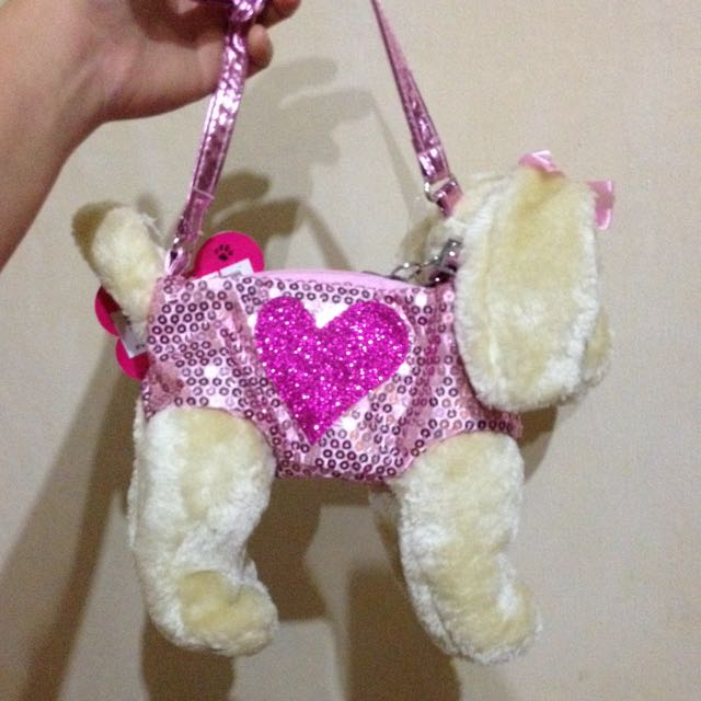 Puppy 2in1 Doll-Bag!