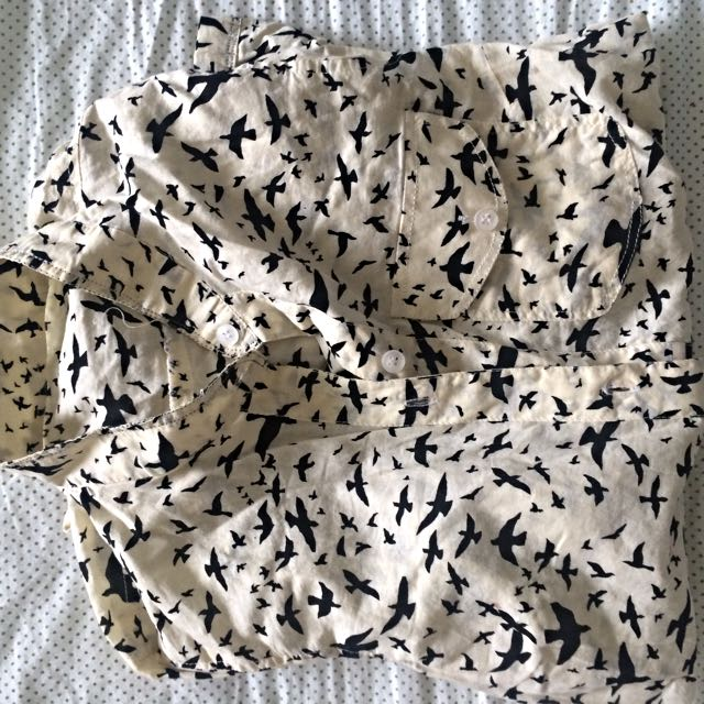Quarter Sleeved Shirt