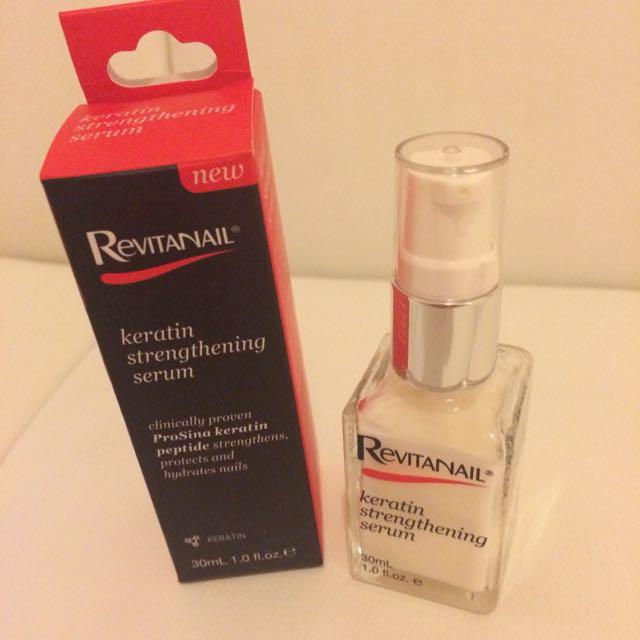 Revitanail Nail Strengthening Serum
