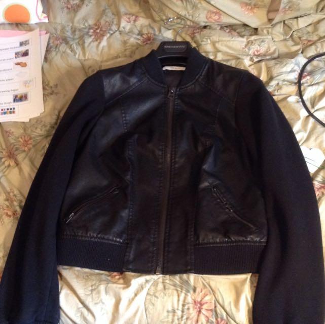 Rickis Leather Jacket