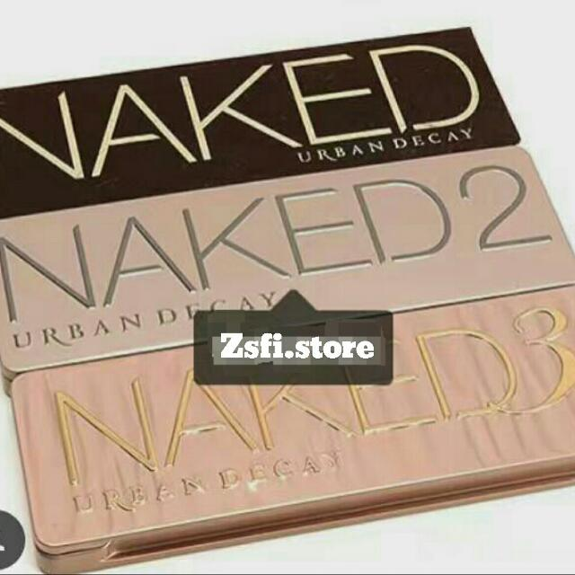 [RS] NAKED EYESHADOW