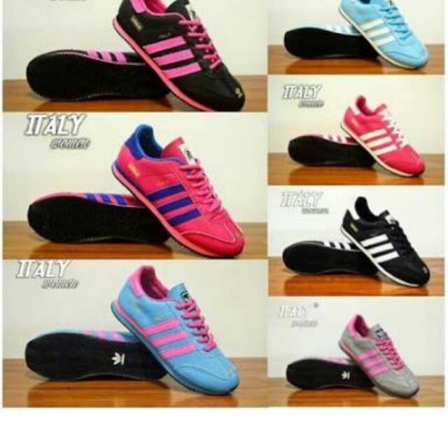 Sepatu Adidas Italy Cewek Casual Termurah Nike Specs Airwalk Joma Mizuno New  Balance cf3322d885