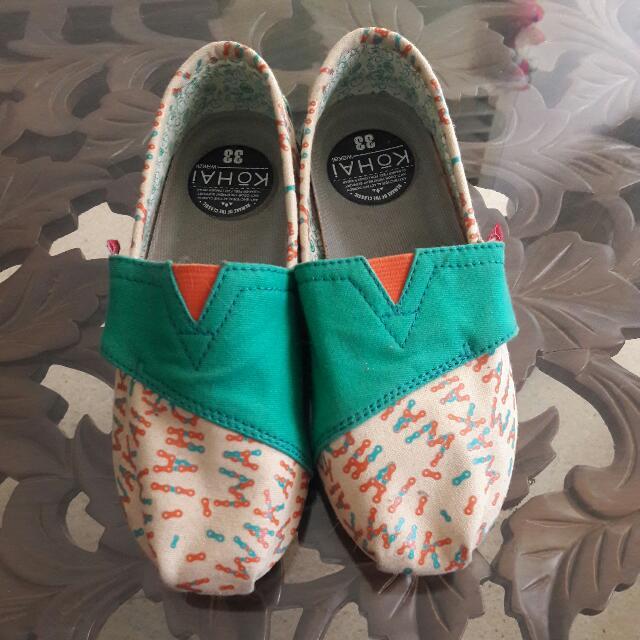 Sepatu Kohai Wakai Size 33