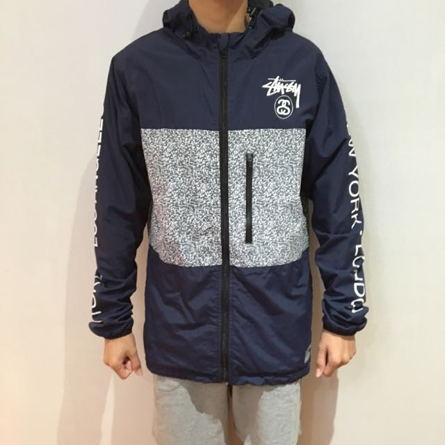 STÜSSY Stock Shell Jacket