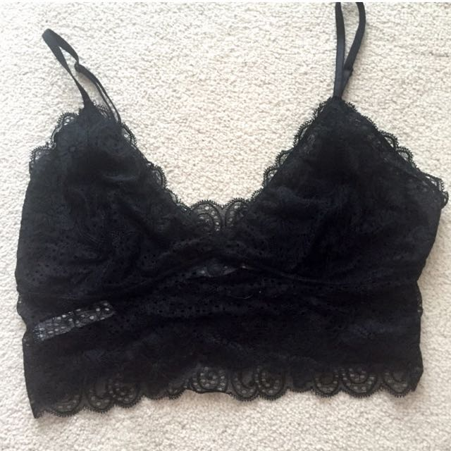 Urban Outfitters Lace Bralette