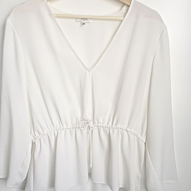 Wilfred Silk Top