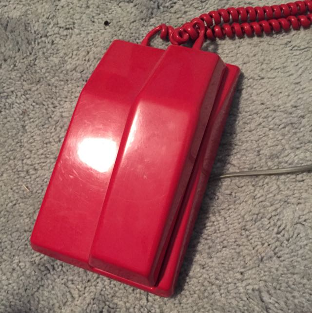 Working Vintage Phone