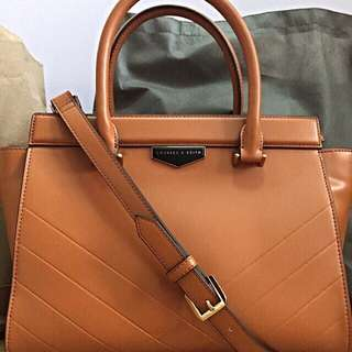 For Swap !! Authentic Charles & Keith