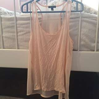 Light Pink Tank Top
