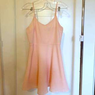 Light Pink Forever 21 Dress