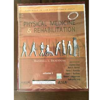 Physical Medicine and Rehabilitation by Randall L. Braddom, 4th Edition